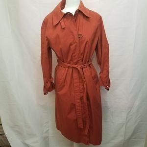 Vintage JC Penney's trenchcoat